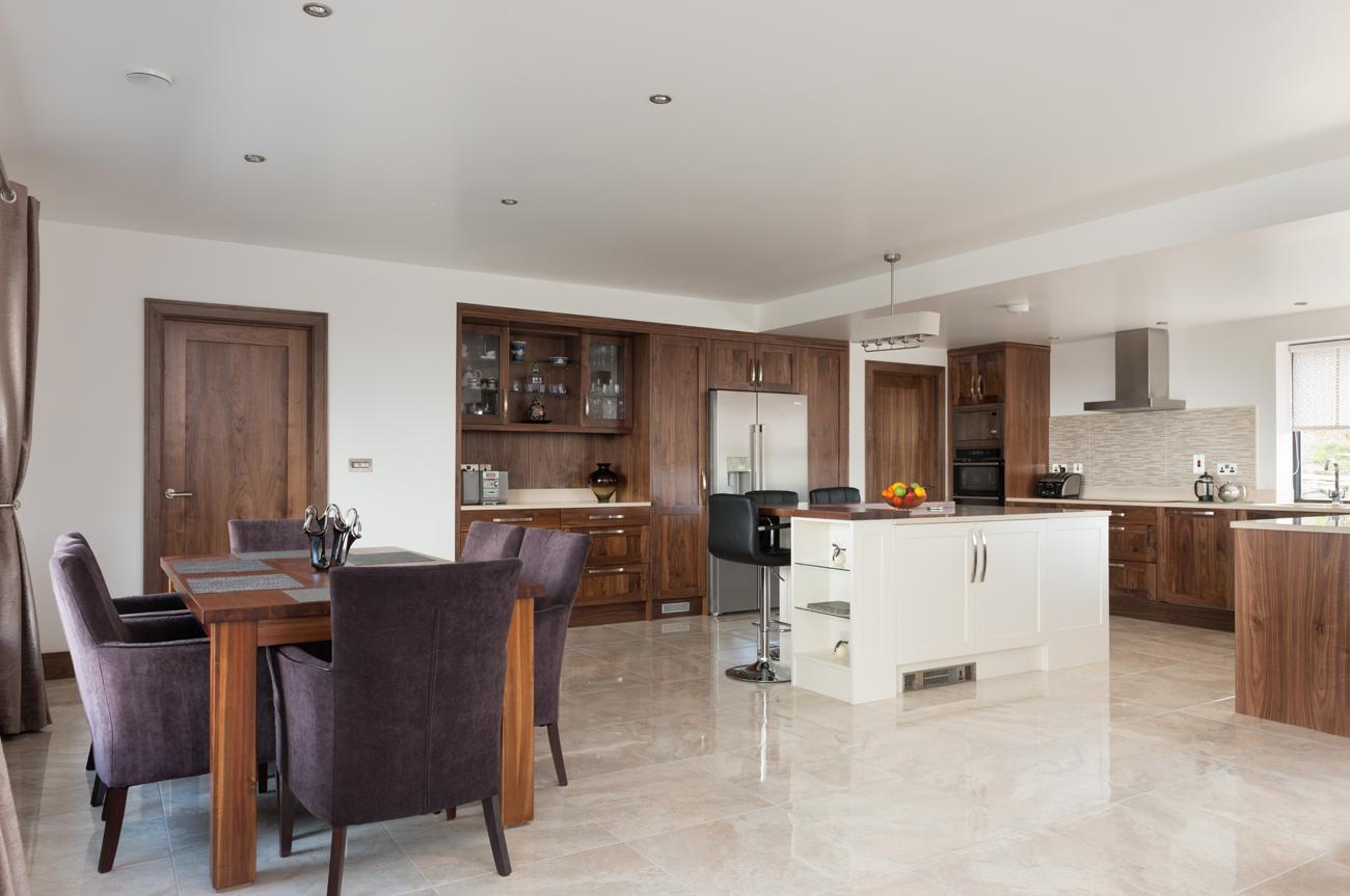 Clean Kitchen Design Galway 11