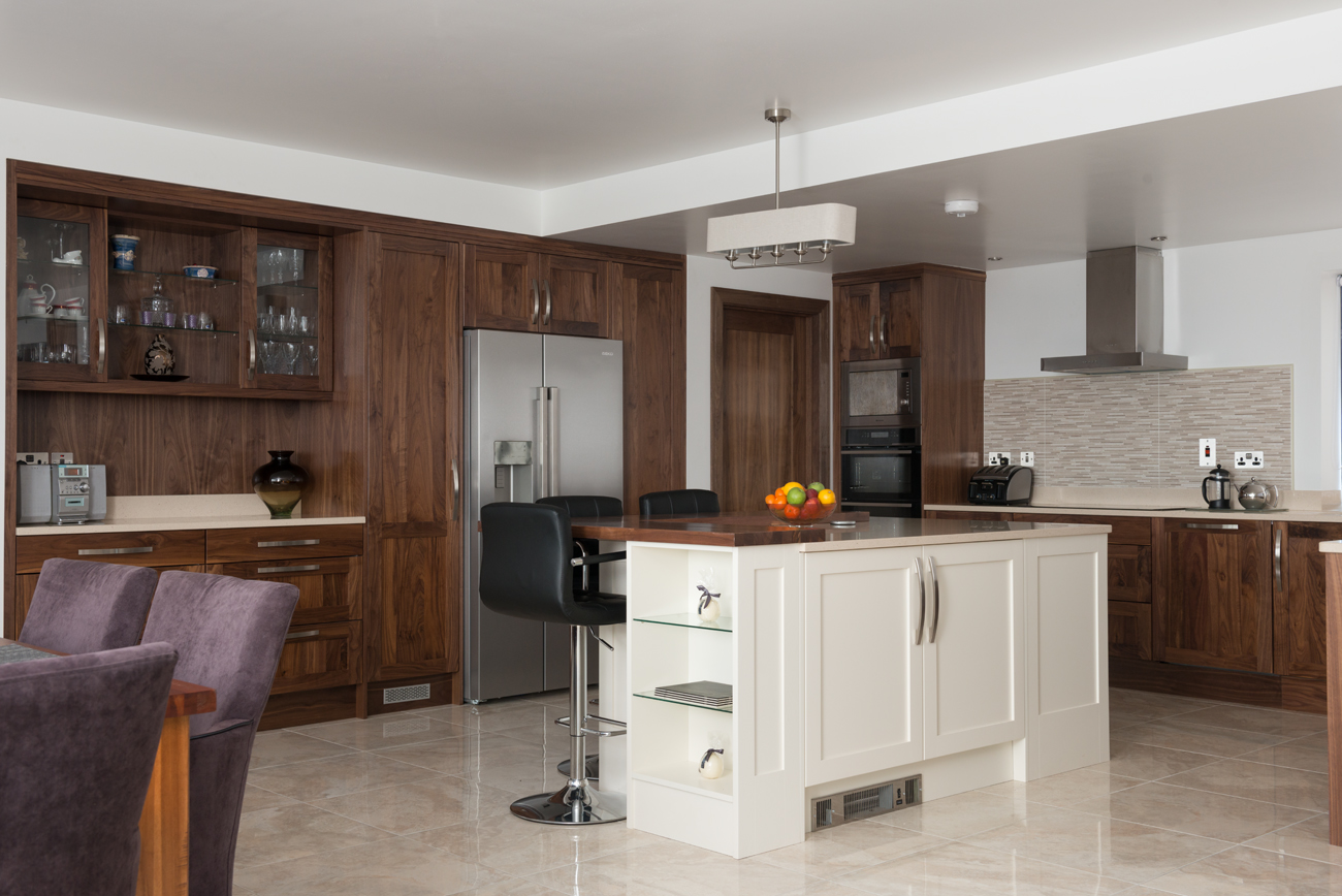 Family Kitchen Design Galway McD13