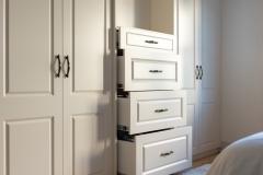 Soft Close Wardrobe Drawers 2