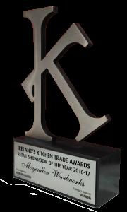 Winner of Showroom of the Year Award